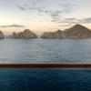 Cabo cruise at sunrise