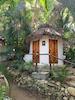 Long trek through jungle to find bathroom