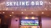 It's the casino bar