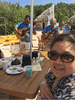 Mr. Sancho's beachside serenade