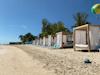 Expensive cabanas
