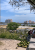 View of Atlantis Paradise Island from fort