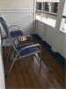 Cabin U104 Balcony