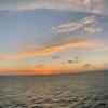 Sunset at sailaway