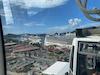 Skyride views of the ships.