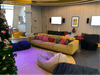 Lounge space at Vibe