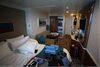 Room while we unpacked