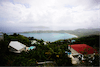 View of Magen's Bay from Mountain Top Lookout