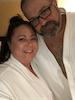 Enjoying the robes