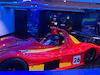 Formula 1 VR race car