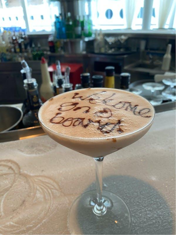 Martini Bar - Celebrity Millennium