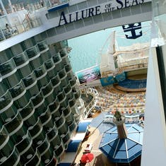 cruise on Allure of the Seas to Caribbean - Western