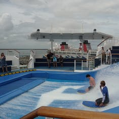 cruise on Freedom of the Seas to Caribbean