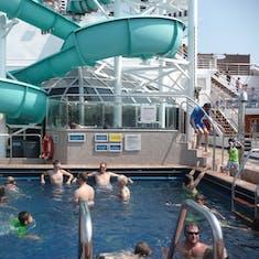 Pool & Slide
