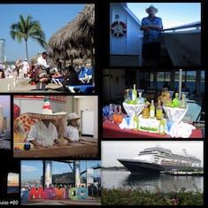 cruise on Zaandam to Mexico
