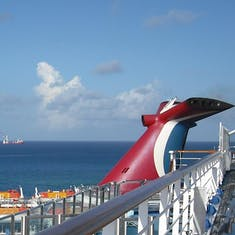 cruise on Carnival Conquest to Caribbean - Eastern