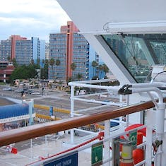 cruise on Carnival Elation to Mexico