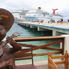 cruise on Carnival Fantasy to Caribbean - Western