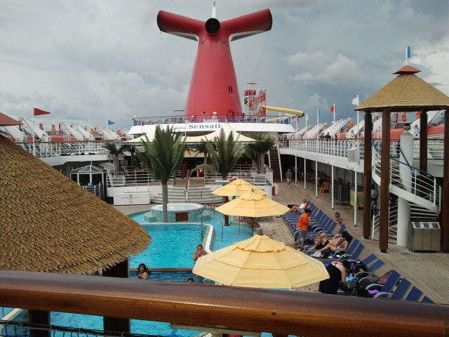 Carnival Sensation Cruise Review By Cyshift