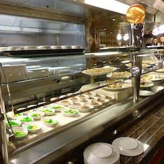 Desserts Station at Buffet