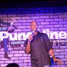 Comedian on Board