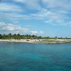 Costa Maya (Mahahual), Mexico - Costa Maya port