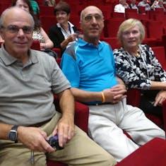 Theater Bill, Milt & Glo