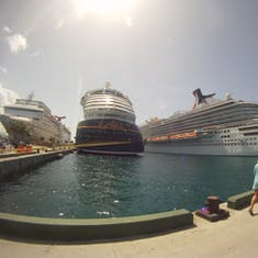 breeze in bahamas, bigger than all the others ;)