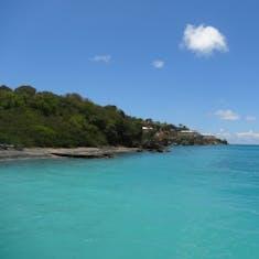 Gibbs Cay in Grand Turk