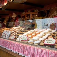 Sweet treats at Europe's Christmas markets!