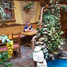 Hinterholz restaurant, Vienna, Austria