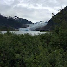 Mendenhall Glacier (must see)