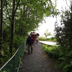 Married mans trail in Ketchikan