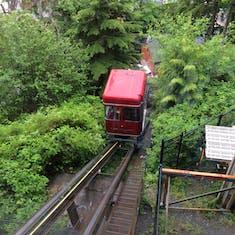 Funicular in Ketchikan