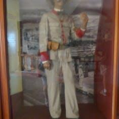 El Moro Fort Exhibit