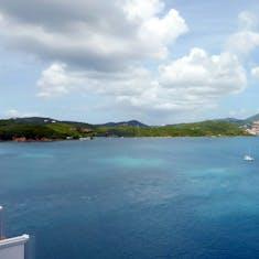 Port in St Thomas