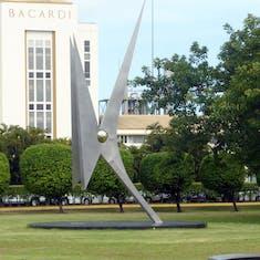 Bacardi Tour - Sculpture