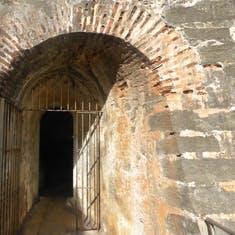 Entrance to Fort