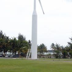 Windmill on Bacardi Property