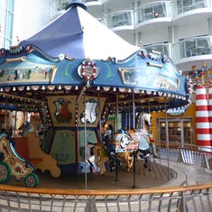 Carousel - Boardwalk