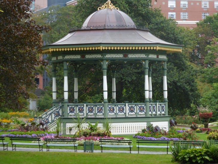 Halifax Public Gardens - Celebrity Summit