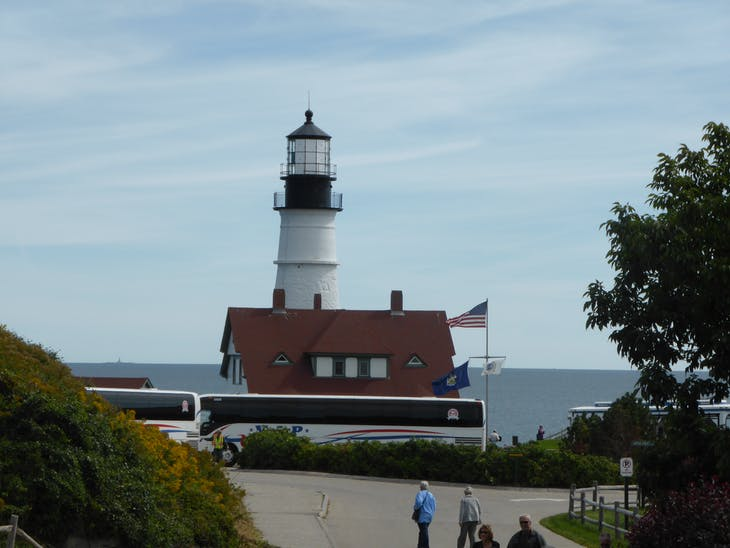 Portland Head Lighthouse - Celebrity Summit