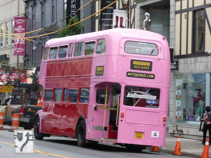 Double Decker Bus - Celebrity Summit