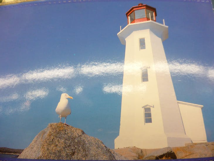 Peggy's Cove - Celebrity Summit