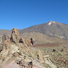 Highest Mountain in the Canary Islands