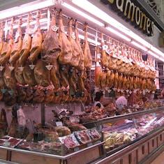 Valencia, Spain - Bounty of Spain--They eat good here--Valenica Spain