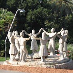 Barcelona, Spain - Folk lore--Barcelona