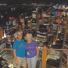 Sydney, Australia - Sidney Tower