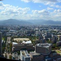 Fukuoka, Japan - Fukuoko, Japan