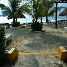 Costa Maya ocean ovelook
